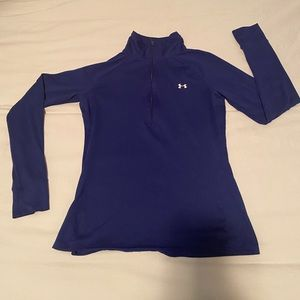 Under Armour 1/4 zip up pullover